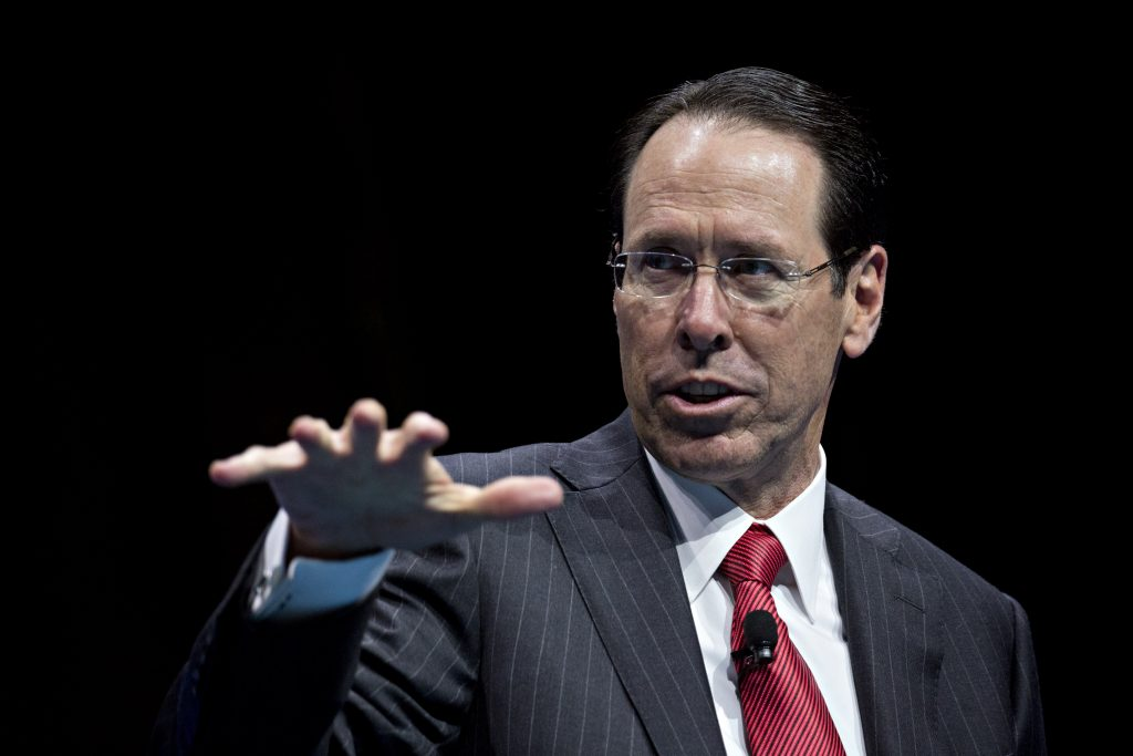 AT&T's Randall Stephenson calls on fellow CEOs to speak up for justice