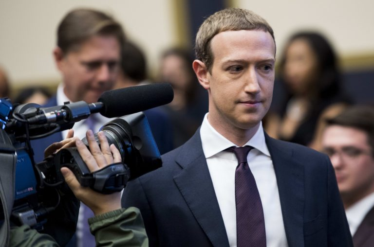 Civil rights leaders 'stunned' after call with Zuckerberg