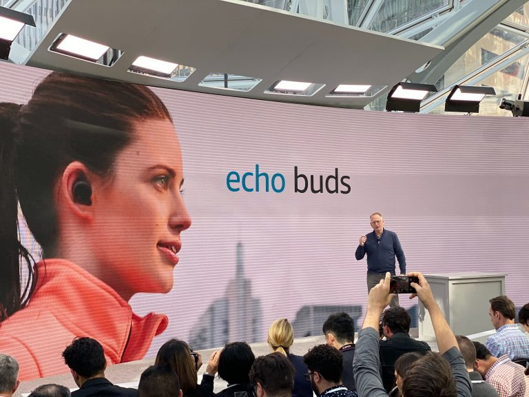 Amazon Echo Buds fitness tracking update released