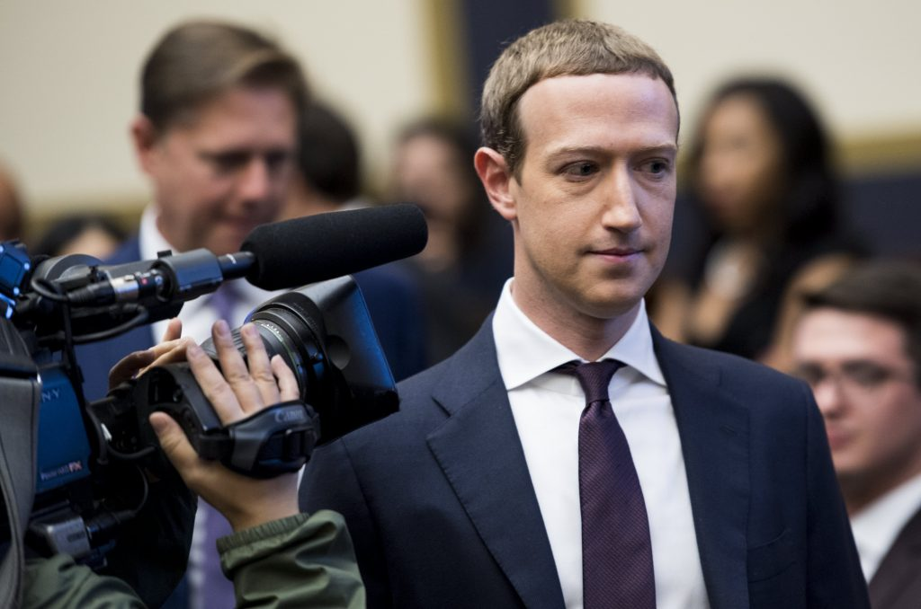 Google and Facebook to be scrutinized by new U.K. unit from next year