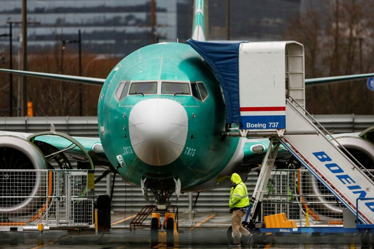 Boeing reports more 737 Max cancelations as FAA review nears end