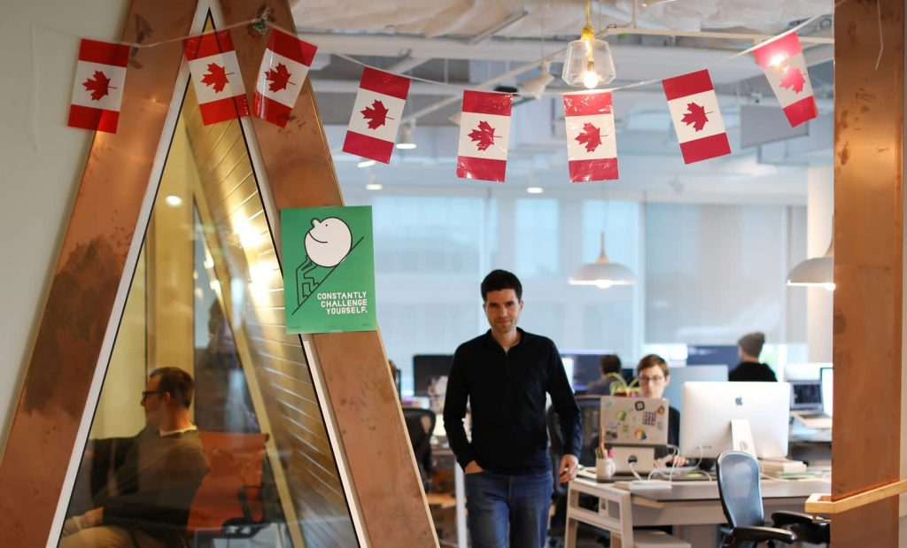 Shopify preparing big retailers, restaurants, grocers for holidays