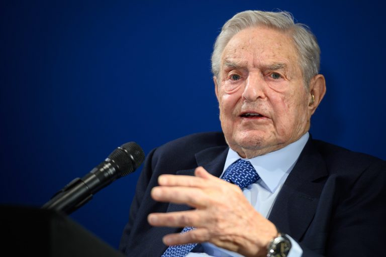 George Soros is offloading Palantir shares due to business practices