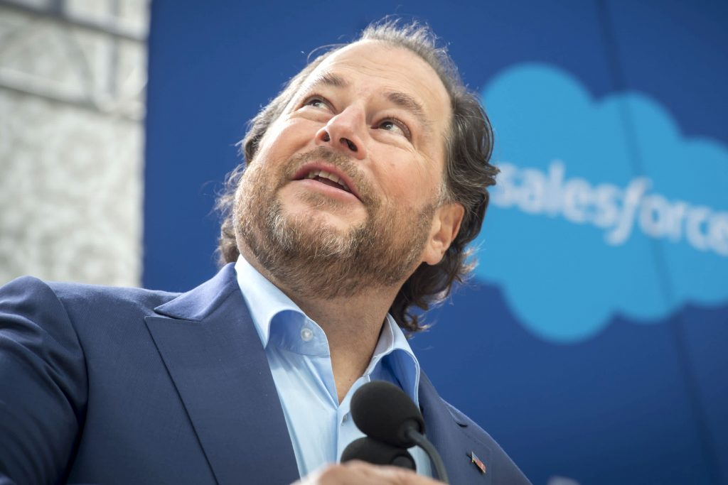 Salesforce deal to buy Slack expected to be announced tomorrow