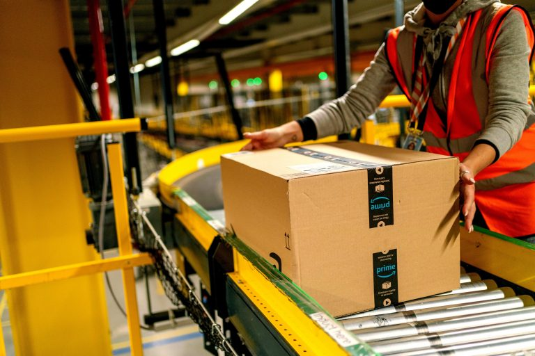 Amazon and U.S. government agency partner to inspect counterfeits