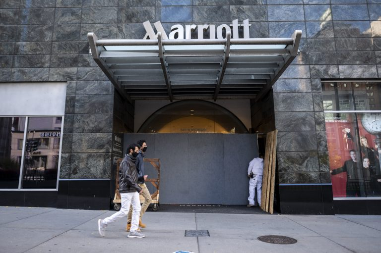 2nd Covid wave's possible impact on Marriott, Booking