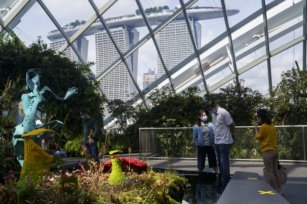 Singapore tourism chief on Hong Kong-Singapore travel bubble, Covid-19