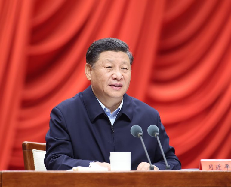 China's Xi pushes back against 'decoupling,' says tariff cuts to come