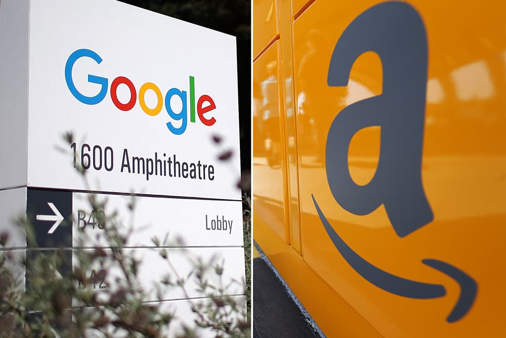 Google and Amazon fined for cookies breach by French privacy regulator