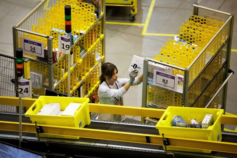 Amazon warehouse workers will vote to unionize in Alabama on Feb. 8