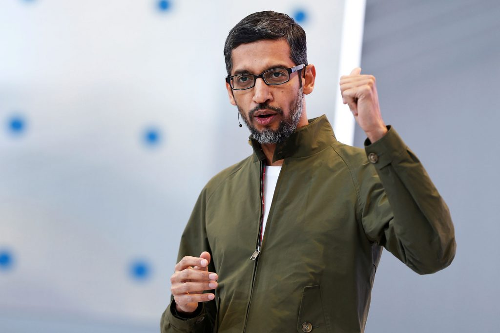 Google CEO email delays return to Sept 2021, no permanent remote work