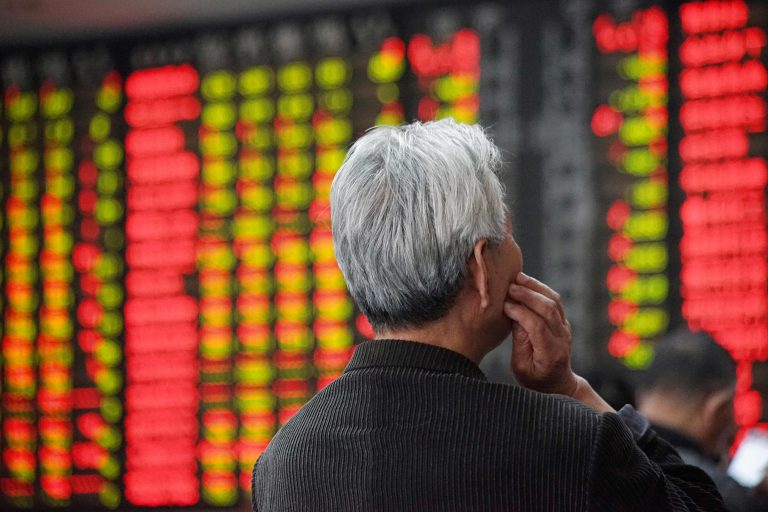 Millions of new investors piled into Chinese stock markets in 2020