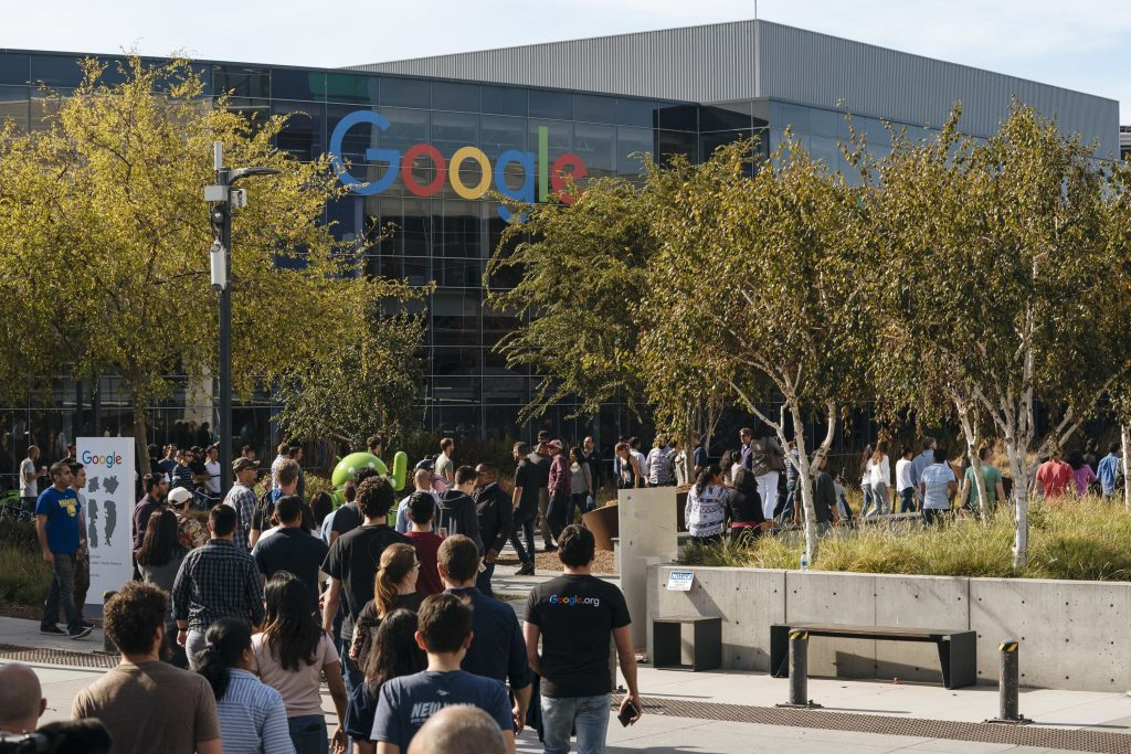 Google spied on employees, illegally terminated them, NLRB alleges