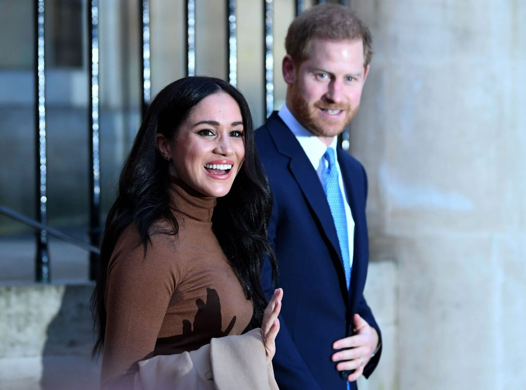 Prince Harry and Meghan sign deal to create podcasts for Spotify