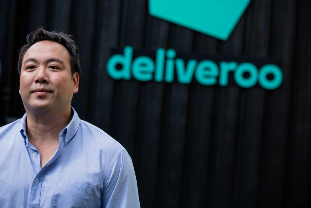 Deliveroo CEO says Covid has accelerated adoption of takeaway apps