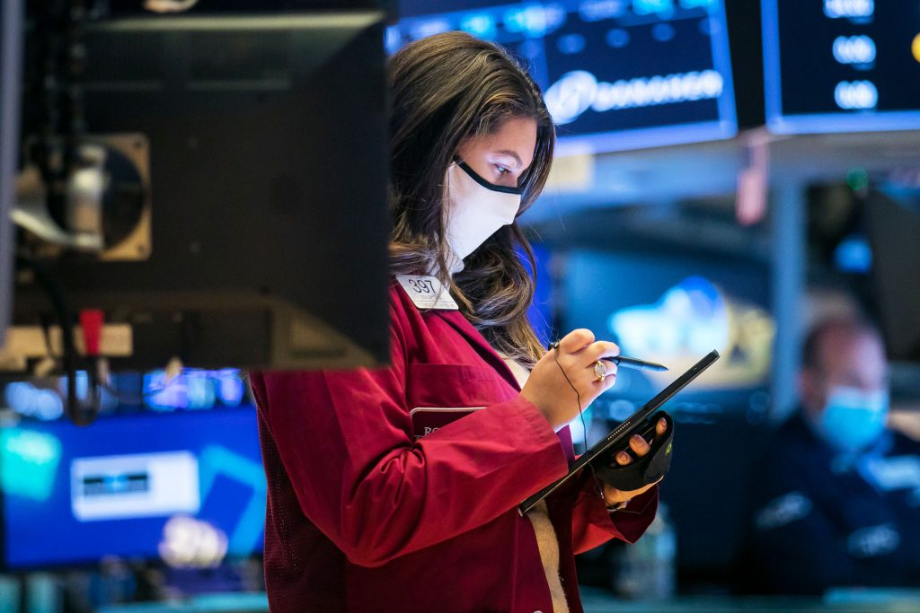Stock futures flat after strong start to December