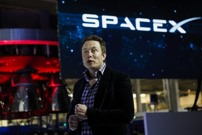 Elon Musk's SpaceX starts testing Starlink broadband in the UK