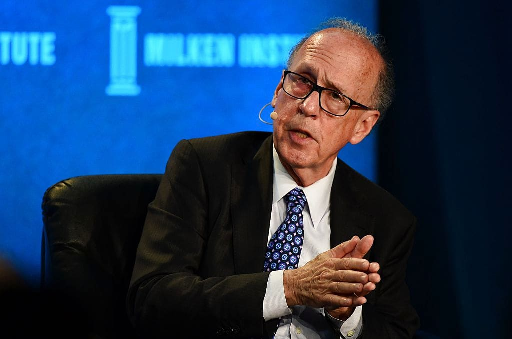 Street doesn't care V-shaped recovery is in 'tatters': Stephen Roach