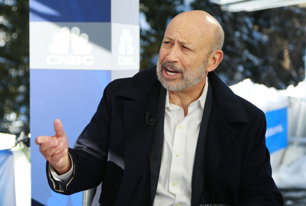 Lloyd Blankfein on how the SPAC rush could go wrong for investors