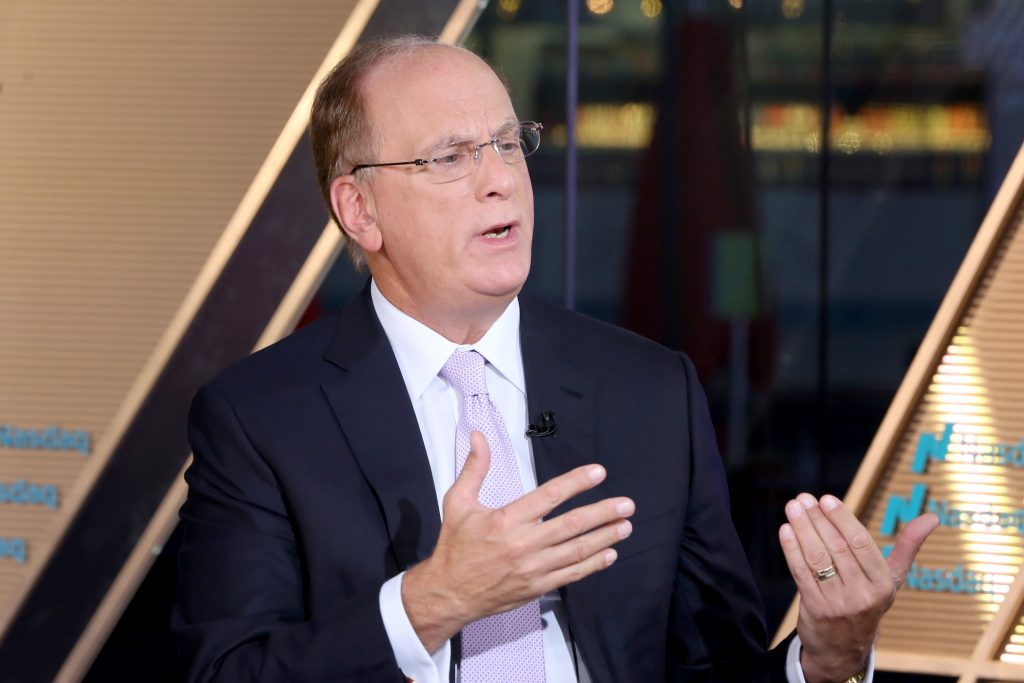 BlackRock calls for climate change disclosure, expects sustainable investing to continue