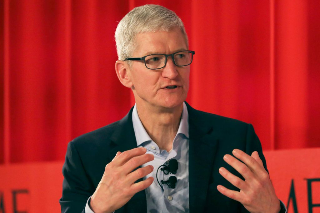 Apple CEO Tim Cook: Hold Capitol insurrectionists accountable
