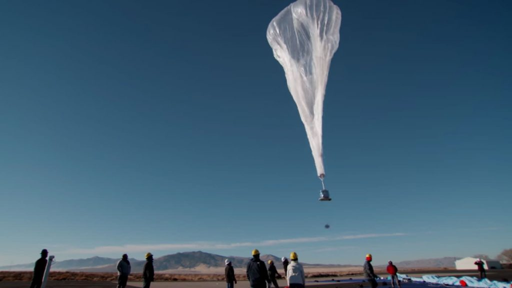 Alphabet cancels Loon, project to beam internet to earth from balloons