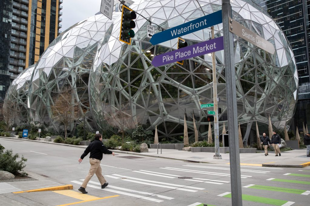Amazon will open pop-up Covid vaccine clinic in Seattle