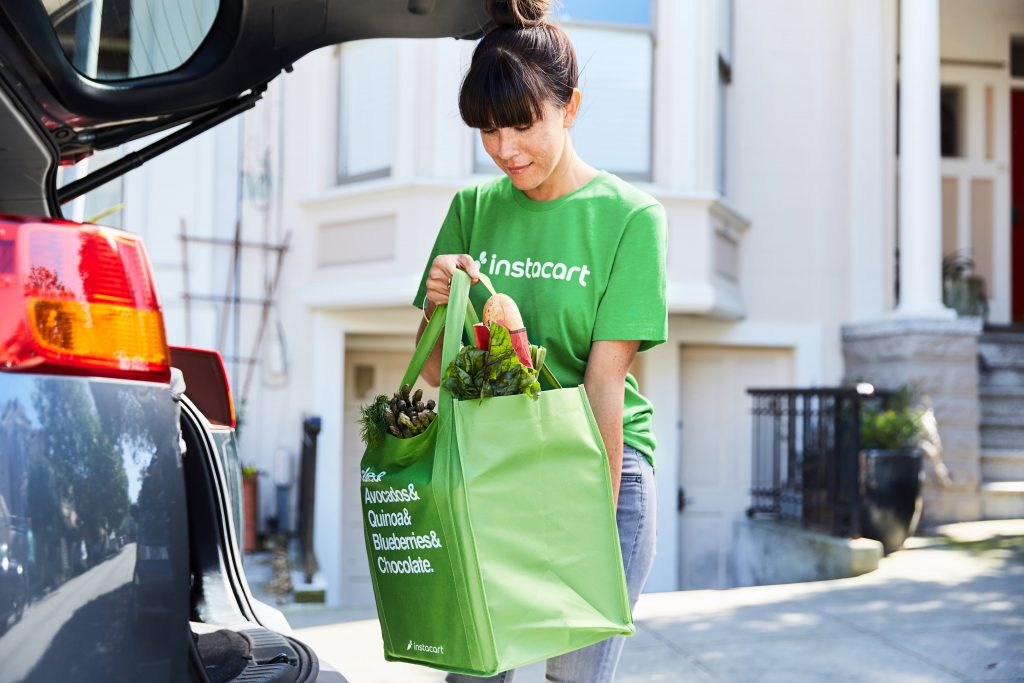 Instacart taps Goldman Sachs banker as CFO ahead of expected 2021 IPO