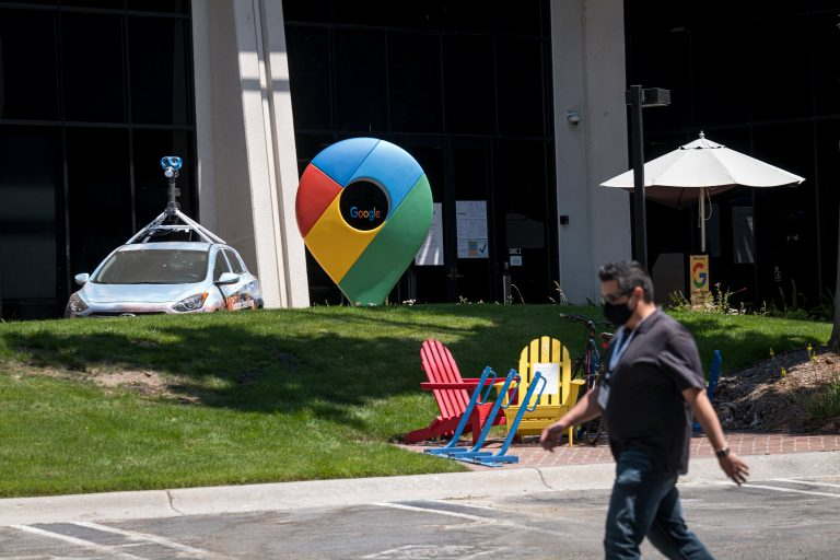 Authorities investigating suspicious device at Google campus in Mountain View