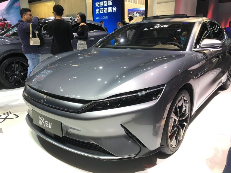 Warren Buffett-backed BYD sells more electric cars March vs Nio Xpeng