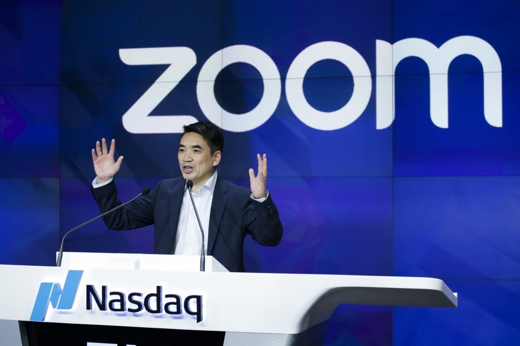 Zoom plans $1.5 billion share sale at 10 times its IPO price