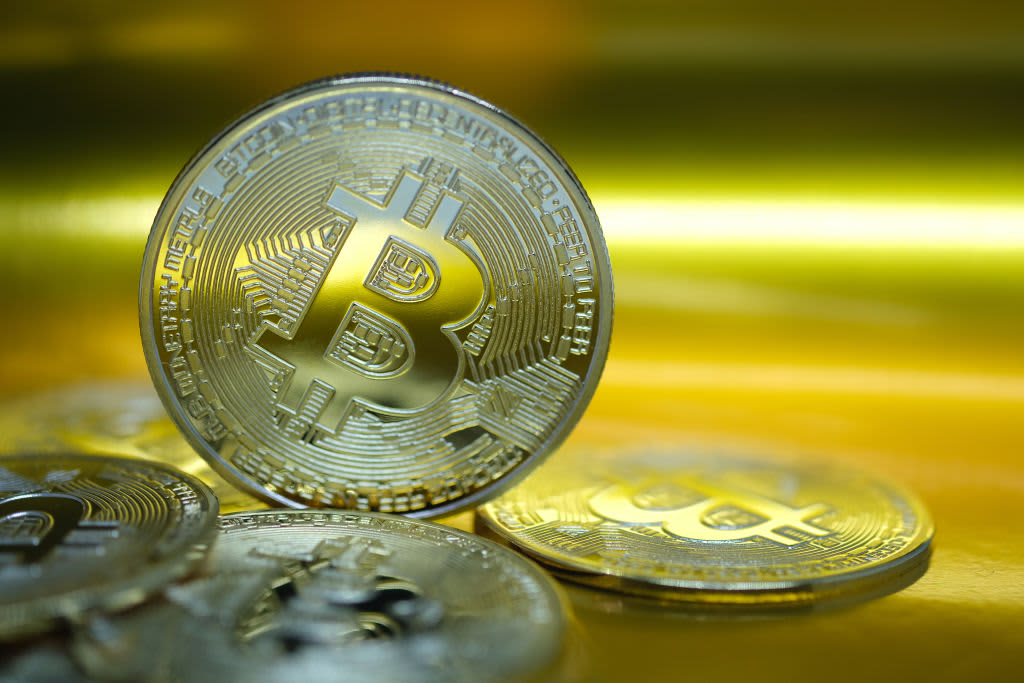 Bitcoin price hits new high as it soars above $35,000