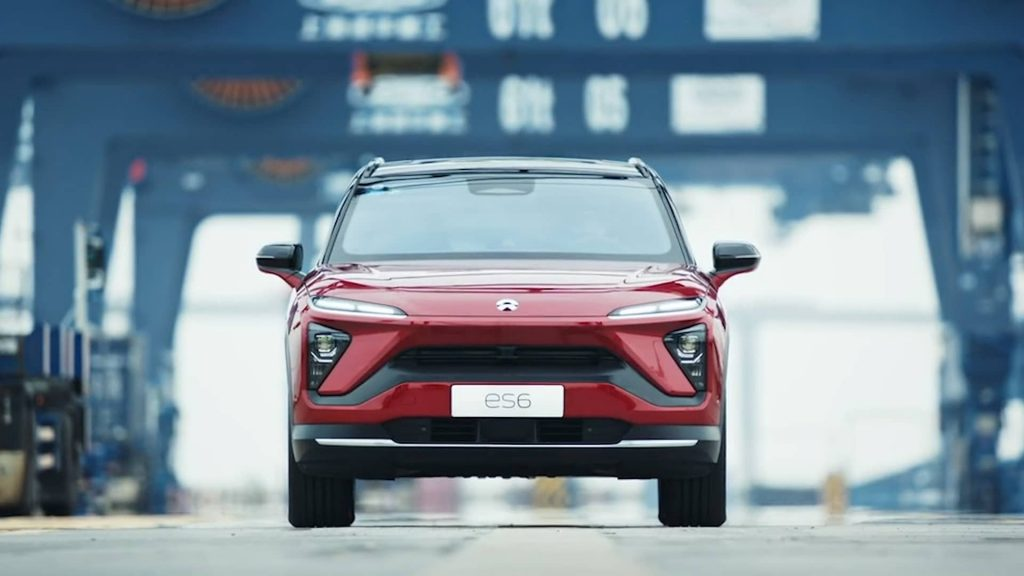 Chinese EV startup Nio aims to become the Tesla of China