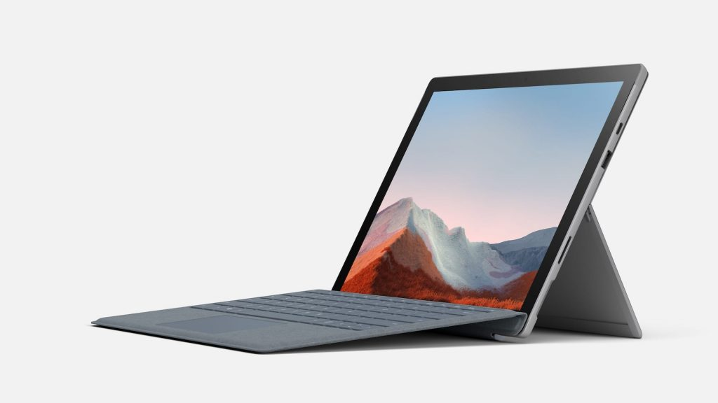 Microsoft Surface Pro 7 Plus for Business announced, starts at $899