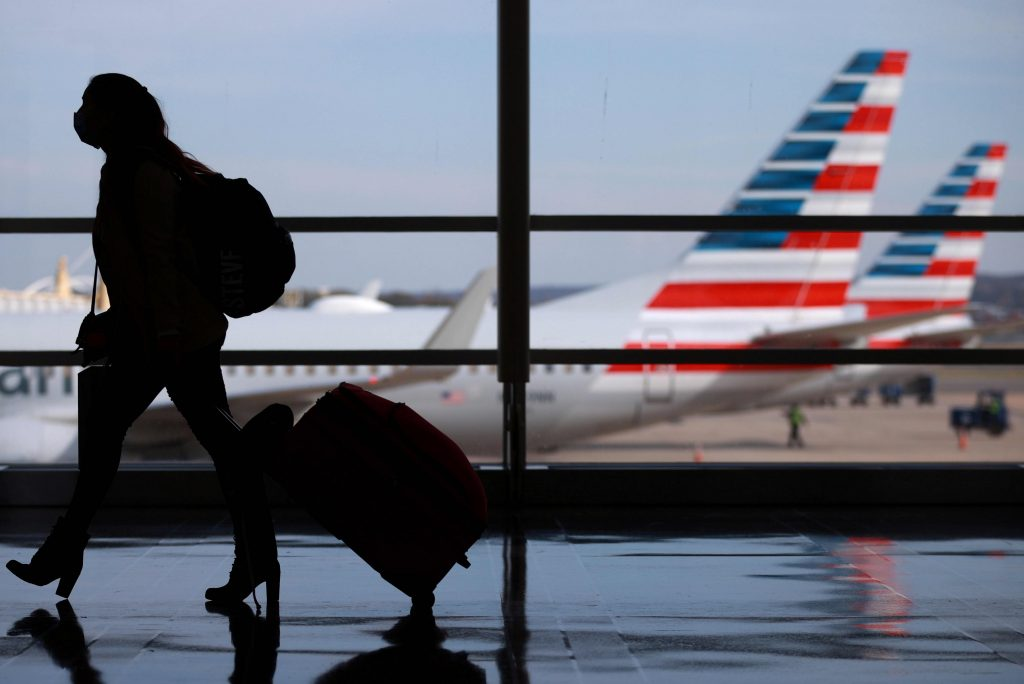 Airlines beef up DC security