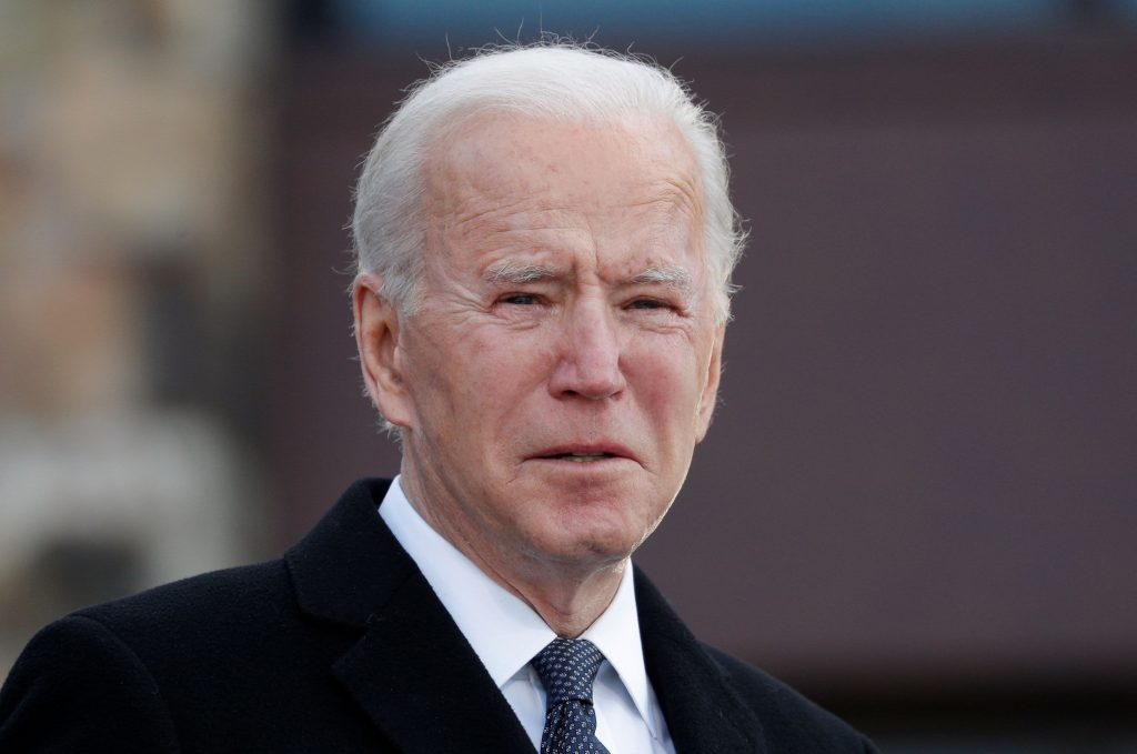 Stock futures flat in overnight trading ahead of Biden's inauguration