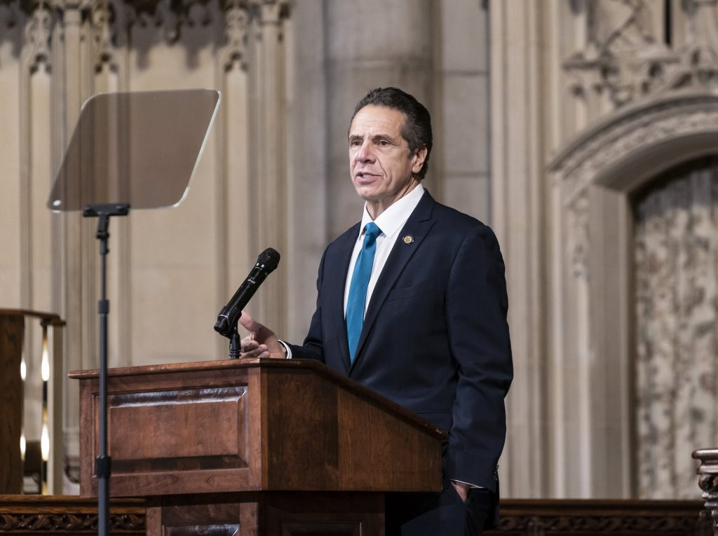 Cuomo proposal would raise tax for wealthiest New Yorkers to 14.7%