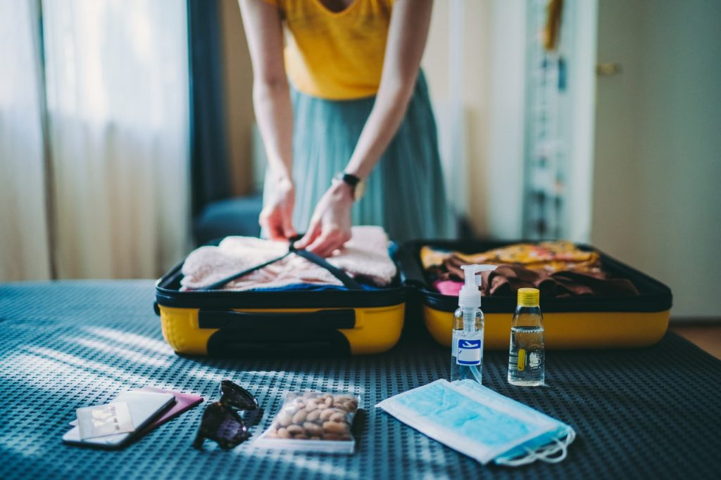 Vacations may bounce back but business trips are off, report finds