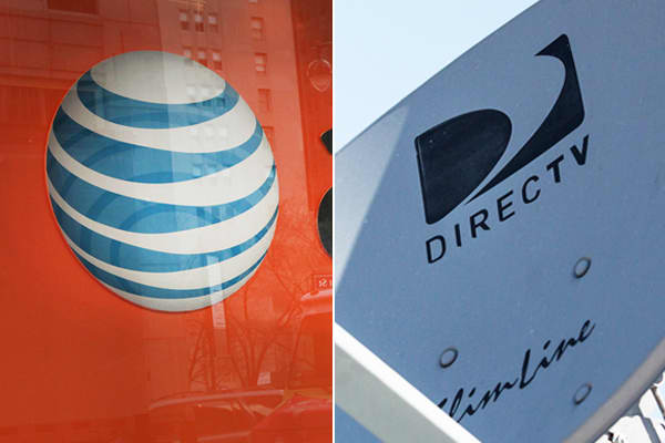 AT&T nears deal with TPG to sell large minority stake in DirecTV, U-verse
