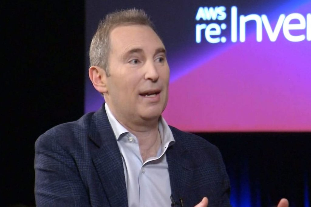 Who is Andy Jassy, Amazon's next CEO?