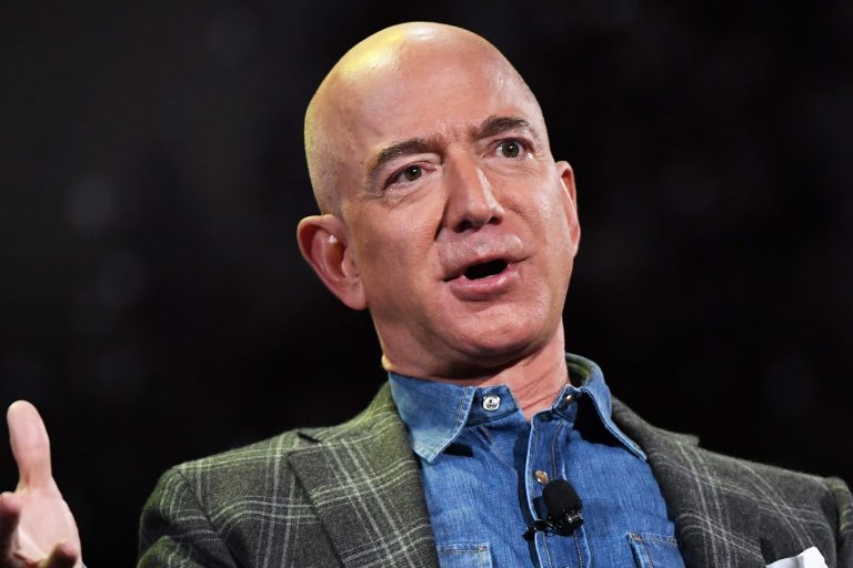 Jeff Bezos says he supports a hike to corporate tax rate