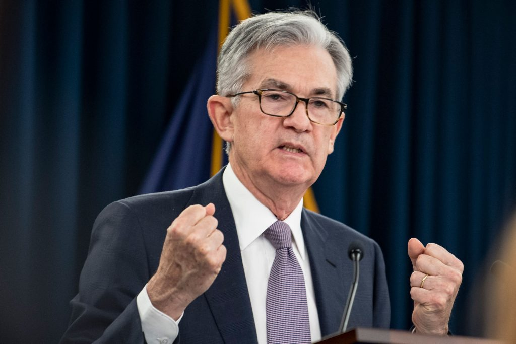 Powell says inflation is still 'soft' and the Fed is committed to current policy stance