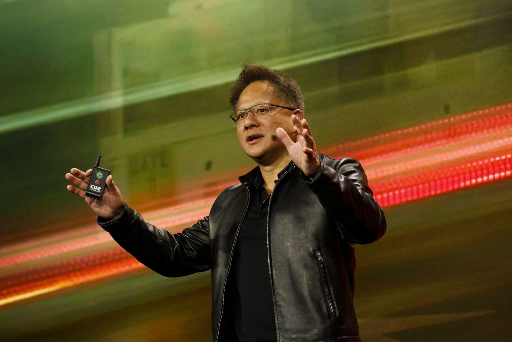 Nvidia's Arm deal opposed by Graphcore in filing to CMA regulator
