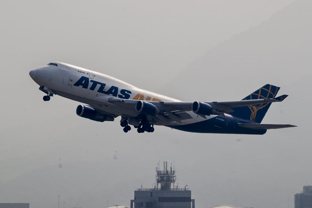 Amazon cargo contractor Atlas Air expects more growth in early 2021
