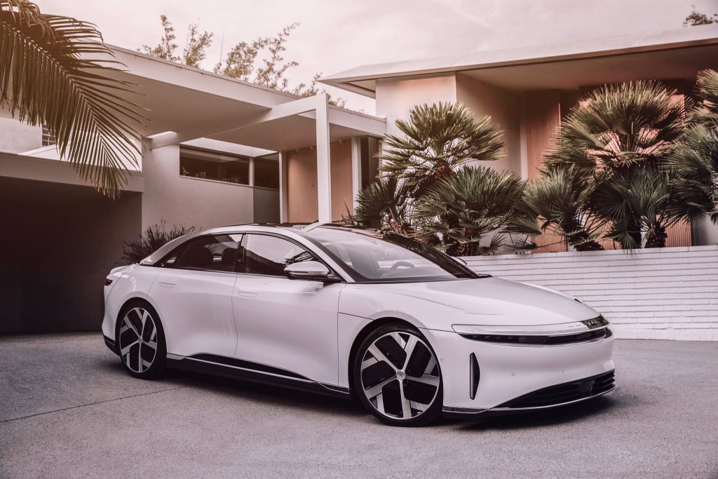 Lucid Motors deal sends shares of Michael Klein's SPAC tumbling 46%
