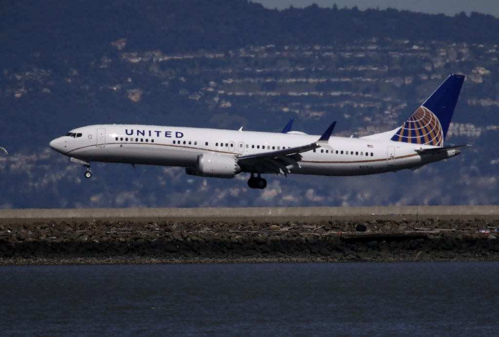 United returns Boeing 737 Max to commercial service after grounding