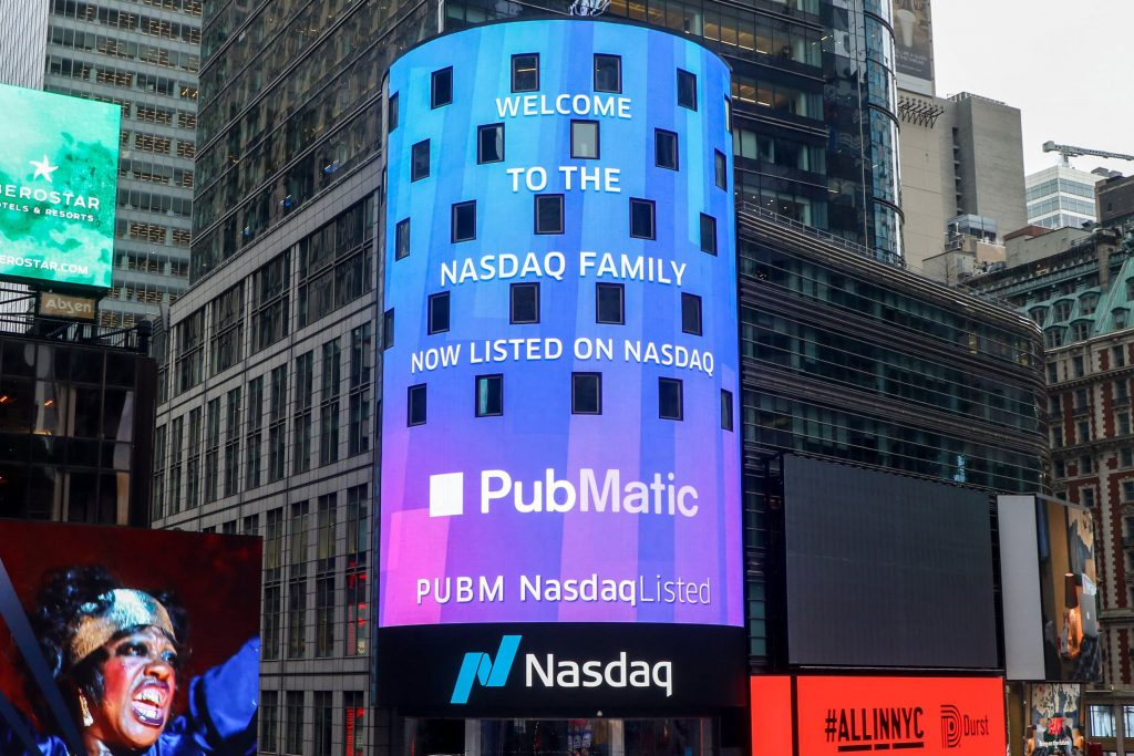 Ad tech company PubMatic stock pops 10% in first earnings report