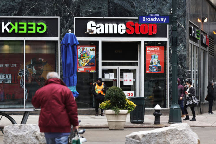 As GameStop plunges, Volkswagen's 2008 short squeeze gives an idea of how painful it will get
