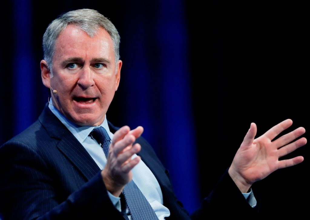 Ken Griffin rejects the idea that Citadel uses personal information from retail investors