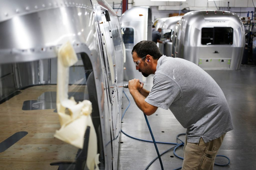 CEO of Airstream maker expects hot RV market to continue post pandemic
